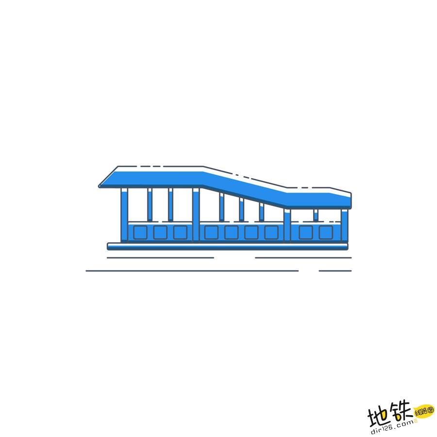 城市轨道交通地铁站是如何分类的? 换乘站 侧式站台 岛式站台 地铁站 地铁 轨道知识  第1张