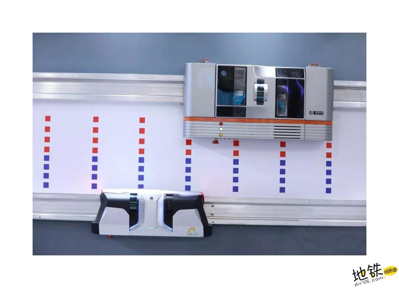 地铁隧道巡检进入机器人AI时代