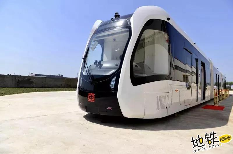 全国首个县级ART智轨列车示范线项目立项 建设 运营 轨道交通 ART 智轨 中车 轨道动态  第1张