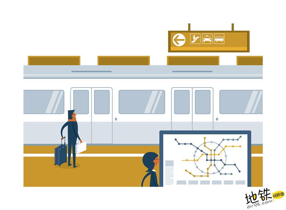 自动驾驶地铁系统的列车门和站台屏蔽门如何同步? 故障 同步 屏蔽门 列车 地铁 轨道知识  第2张