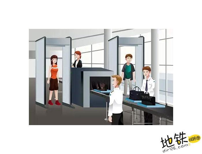 地铁安检辐射对身体有害吗? 安检仪 监控 辐射 安检 地铁 轨道知识  第3张