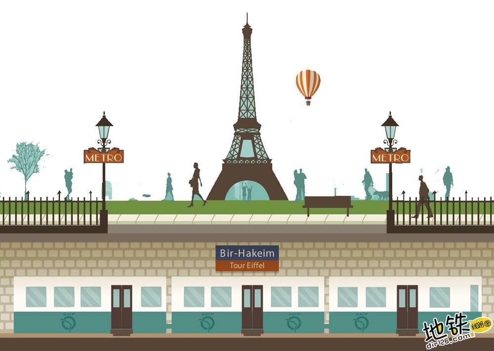 巴黎地铁将逐渐取消纸质票 推行可充值卡! 交通 乘客 轻松通游卡 地铁票 巴黎地铁 轨道动态  第2张