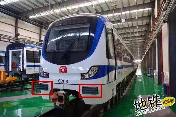 """地铁车头明明可以更漂亮,却被这两个东西给""""毁了"""""""