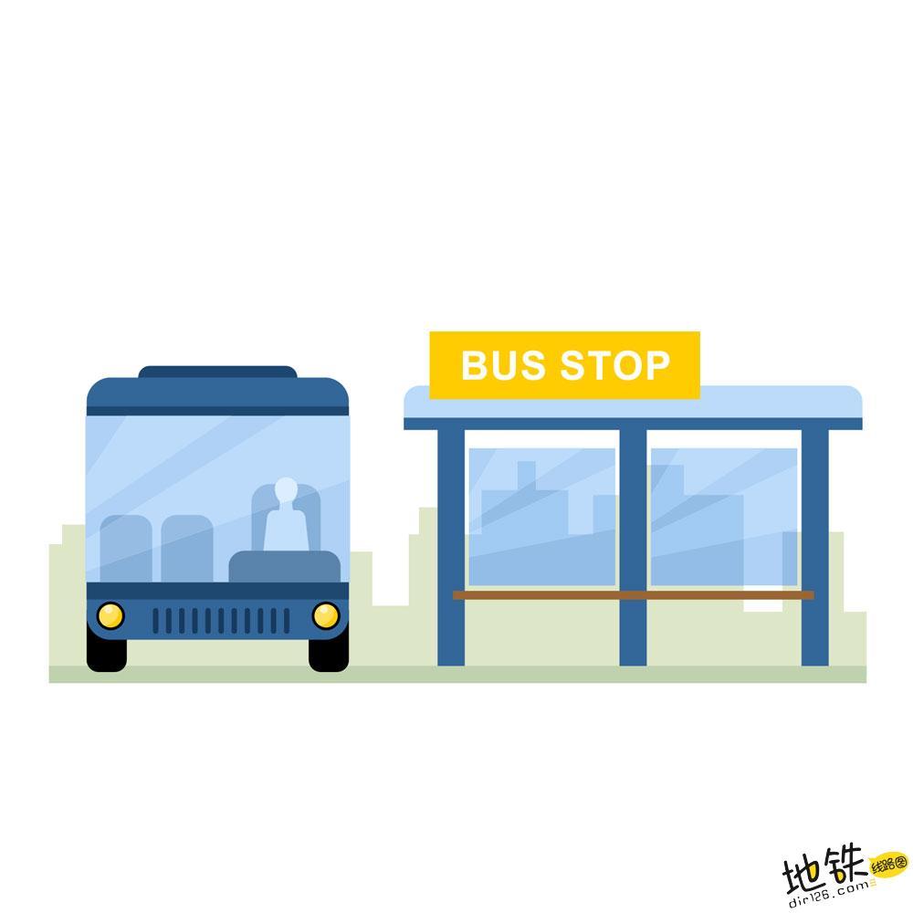 """城轨地铁的""""公交接驳""""是什么? 交通 接驳 公交 地铁 城轨 轨道知识  第1张"""