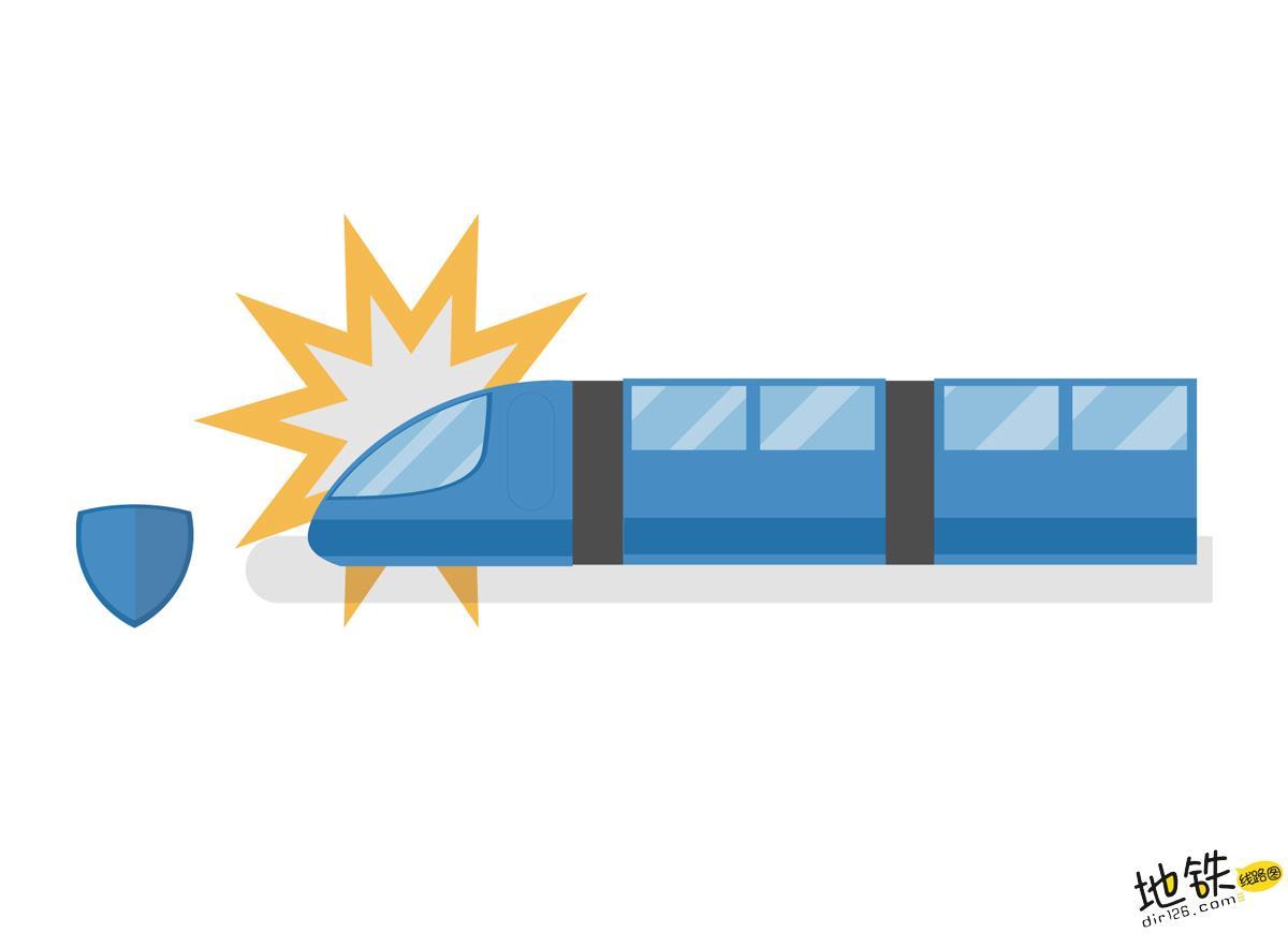 城轨地铁事故发生的机理是怎样的?