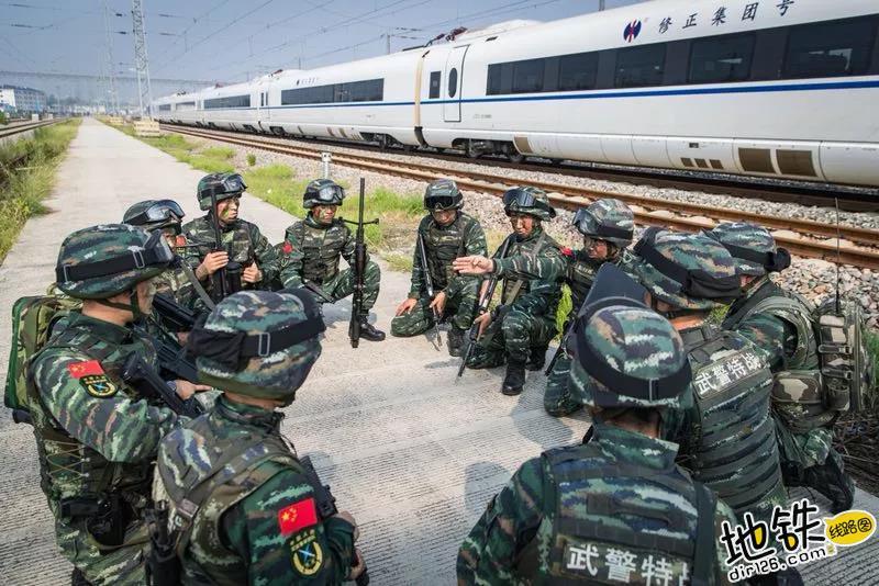 """高铁被""""劫持""""?武警紧急出动! 高铁 八一 旅客 暴恐分子 动车 轨道动态  第2张"""