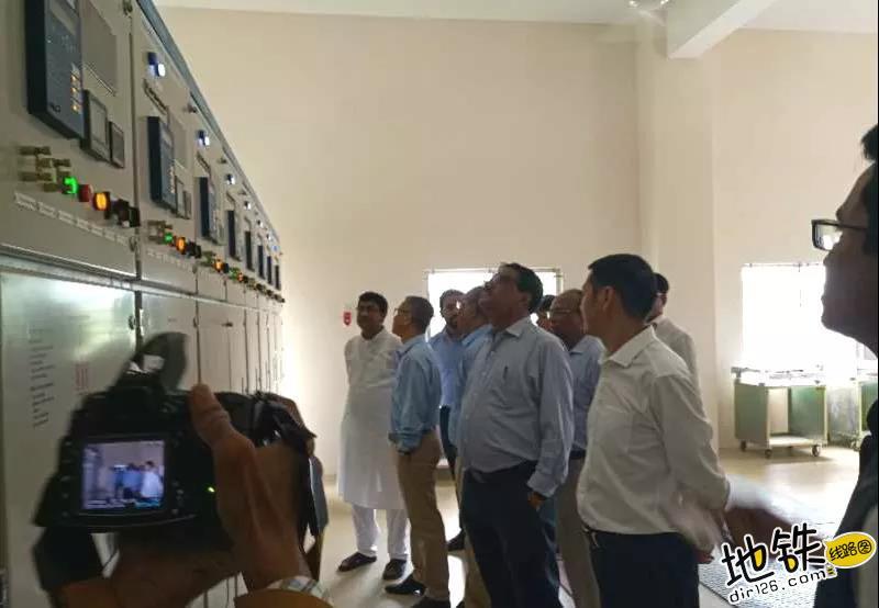 中国中车首座海外变电站成功交付 交接 DPDC 孟加拉国 变电站 中车 轨道动态  第3张