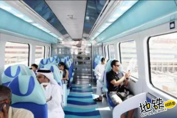 33亿造地铁!只有6%的人在坐?世界上最孤独的地铁 乘客 开车 交通 迪拜 地铁 轨道动态  第2张