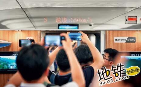 高铁全面提速现实吗?