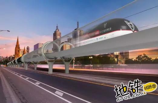 成都将建6公里超级高铁 探索时速上千可行性