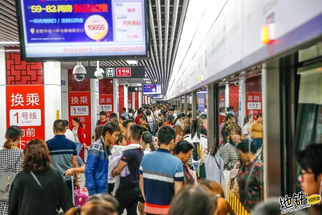 国庆期间各地 地铁客运量参考 乘客 客流 客运量 地铁 国庆 轨道客流 · Rail Passenger Flow  第4张