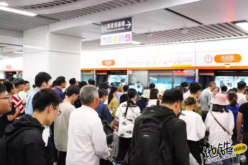 国庆期间各地 地铁客运量参考 乘客 客流 客运量 地铁 国庆 轨道客流 · Rail Passenger Flow  第15张