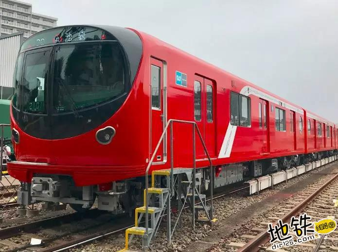 日本东京地铁公布2000系新型车辆 运营 2000系 地铁 东京 日本 轨道动态  第2张