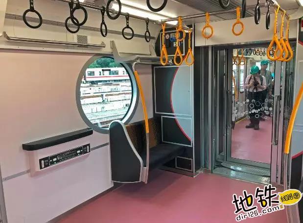 日本东京地铁公布2000系新型车辆 运营 2000系 地铁 东京 日本 轨道动态  第5张
