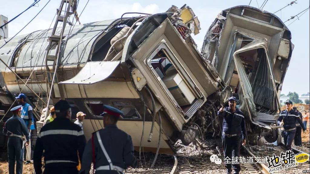 摩洛哥双层列车出轨 国王承诺承担一切伤者费用 穆罕默德 事故 列车 出轨 摩洛哥 轨道动态  第3张