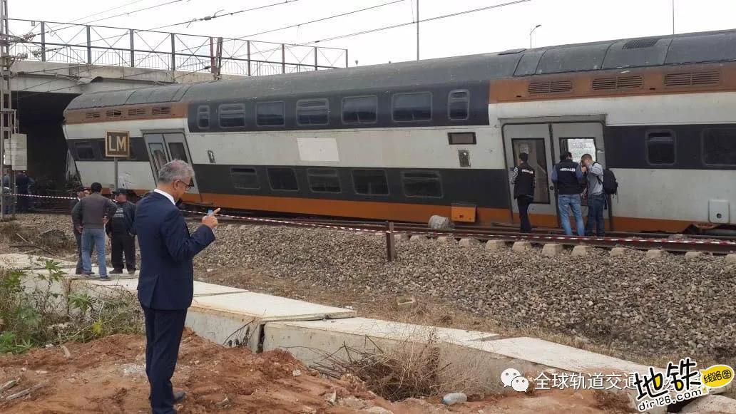 摩洛哥双层列车出轨 国王承诺承担一切伤者费用 穆罕默德 事故 列车 出轨 摩洛哥 轨道动态  第8张