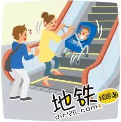 乘梯安全不容忽视 罗马地铁电扶梯遭球迷狂踩坍塌 安全 乘客 电扶梯 球迷 罗马地铁 轨道动态  第4张