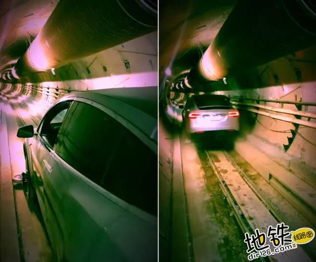 马斯克的地下隧道完工:241公里/时不堵车 未来要建100层 交通 隧道 地铁 pod Boring 马斯克 轨道动态  第3张