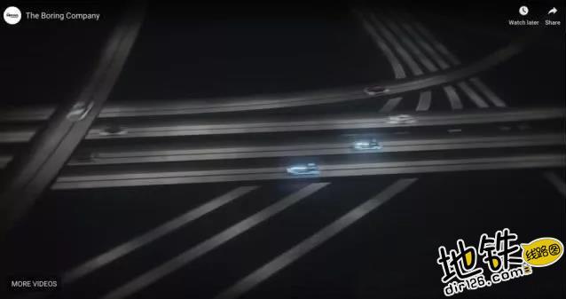 马斯克的地下隧道完工:241公里/时不堵车 未来要建100层 交通 隧道 地铁 pod Boring 马斯克 轨道动态  第4张