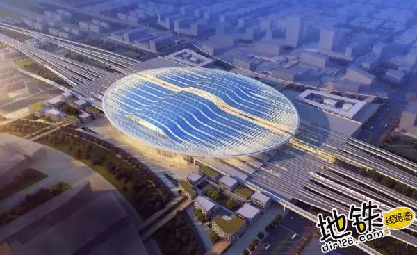 京雄城际铁路雄安站开工建设 预计2020年底投入使用