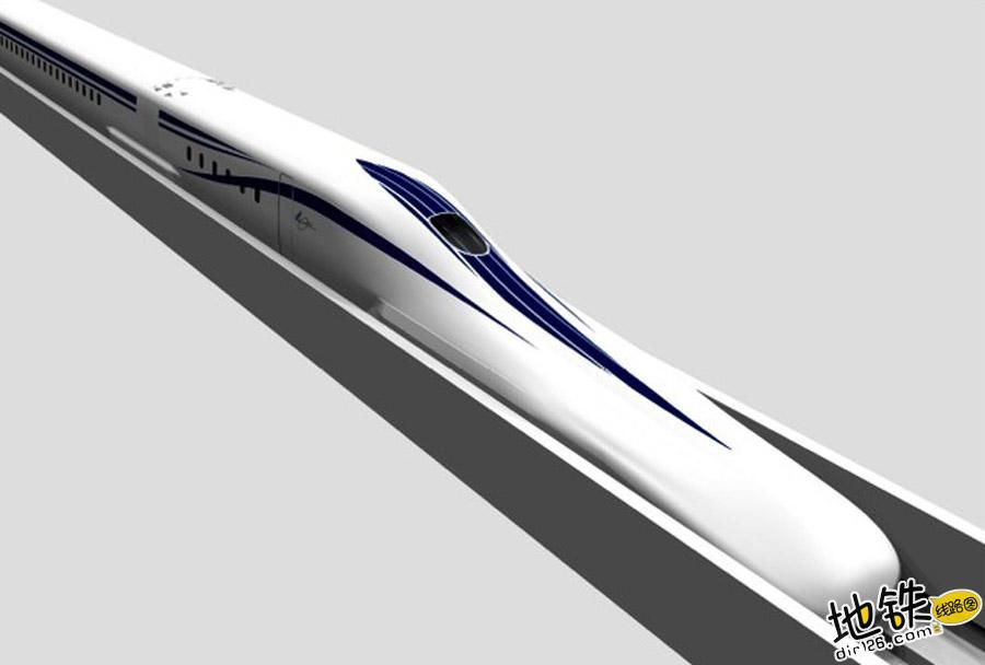 JR东海将造磁浮试验车 时速破600公里,空气阻力降13%