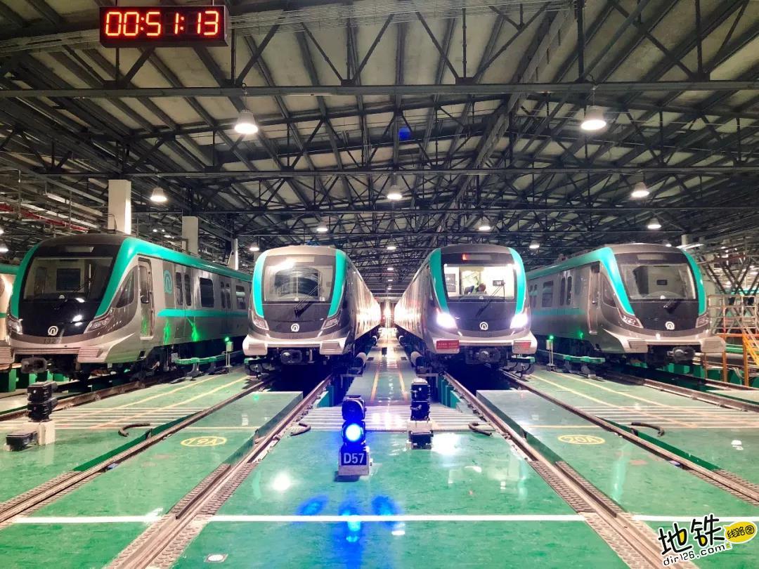 青岛地铁13号线将于12月26日10点正式开通