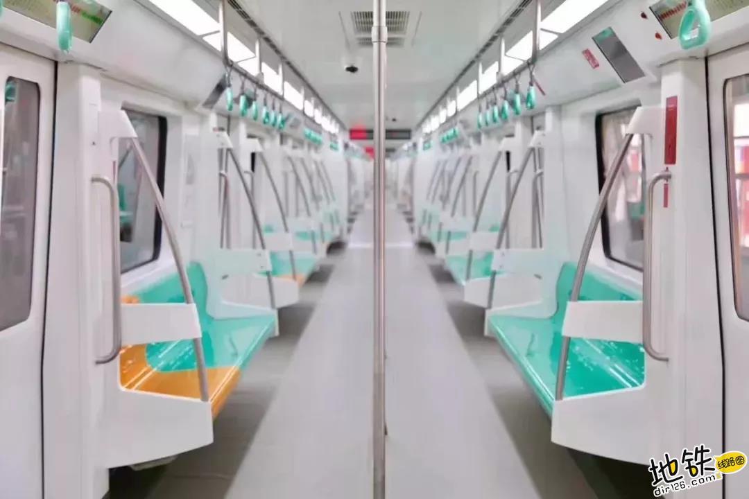 西安地铁四号线 今日上午10时开通试运营 换乘 建设 试运营 4号线 西安地铁 轨道动态  第2张