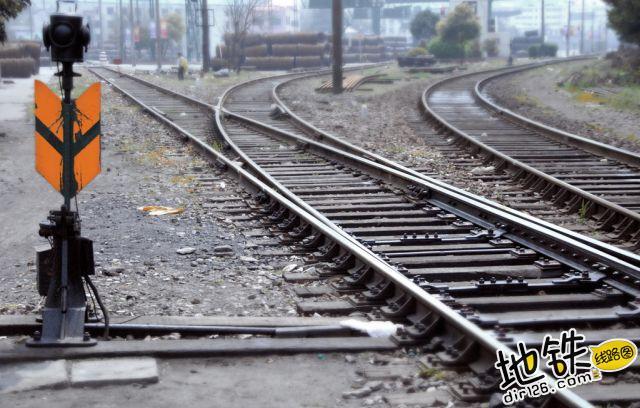 浅析轨道交通道岔示意图及工作原理 道岔原理 道岔图 道岔示意图 道岔 轨道交通 轨道知识  第1张