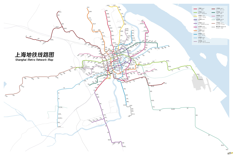 上海地铁线路图 运营时间票价站点 查询下载 上海地铁线路图 上海地铁票价 上海地铁运营时间 上海地铁 上海地铁线路图  第2张
