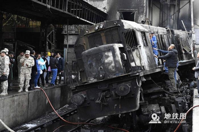 快讯:埃及开罗火车站爆炸引大火 已致至少25死50伤
