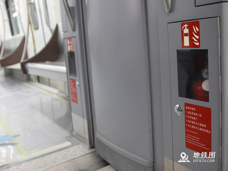 城轨地铁列车有哪些应急设备? 安全 设备 应急 地铁 城轨 轨道知识  第5张