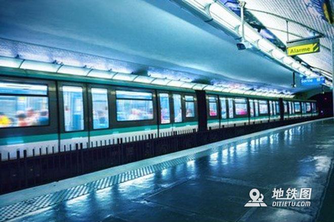巴黎地铁部分线路将彻夜行驶 每月一次试行半年 彻夜行驶 线路 巴黎地铁 轨道动态  第1张