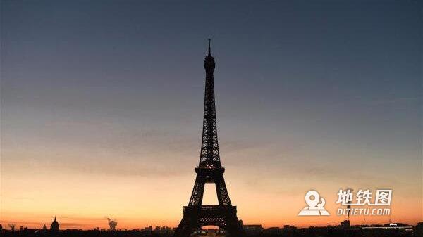 法国巴黎地铁窃贼专盯游客当地媒体支招