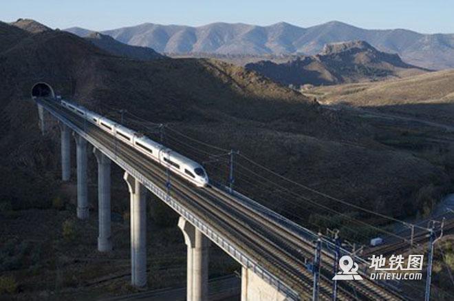累计超15000km!2020年前铁路计划开工项目大全