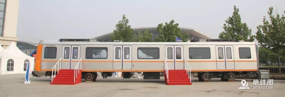 中车唐山研制 新一代智能B型地铁亮相 轨道交通 无人驾驶 智能 地铁 轨道动态  第2张