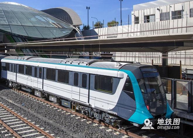 悉尼地铁西北线周日正式开通 首日免费体验无人驾驶线路