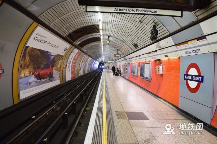 伦敦地铁2020年将迎来4G网络