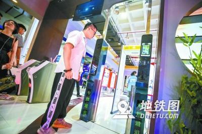 北京城轨交通展览会:人脸识别地铁闸机将推广
