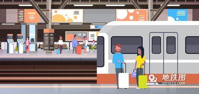 城轨地铁运营日常客流组织分析 运营 客流 地铁 城轨 轨道知识  第1张