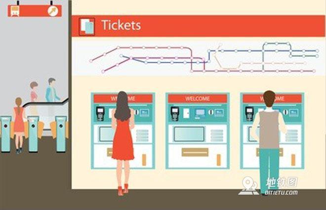 浅谈城轨地铁车票的运营管理 管理 凭证 地铁票 地铁 运营 轨道知识  第1张