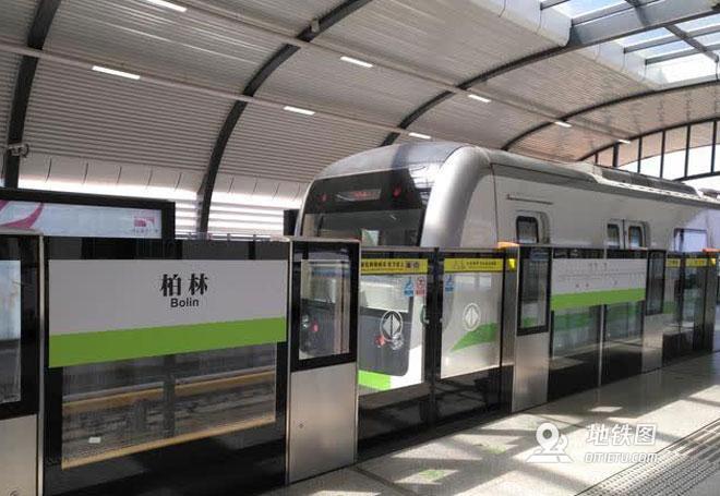 通往德国首都 武汉地铁蔡甸线正式开通! 德国 柏林站 开通 武汉地铁蔡甸线 轨道动态  第1张