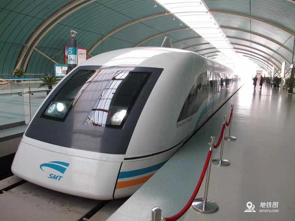德媒:中国正独自实现德国人的磁悬浮梦想 交通 中国 磁悬浮 德国 轨道动态  第1张