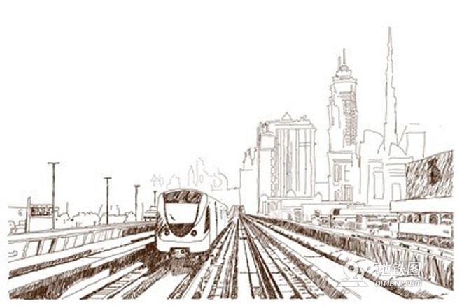城市的轨道交通对城市有多重要?