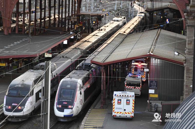 创欧洲先例 法国改装高铁运送患者