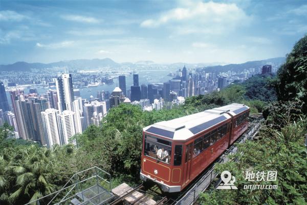 从山顶缆车到地铁:香港的百年公共交通 交通 历史 巴士 地铁 山顶缆车 香港 轨道故事  第1张