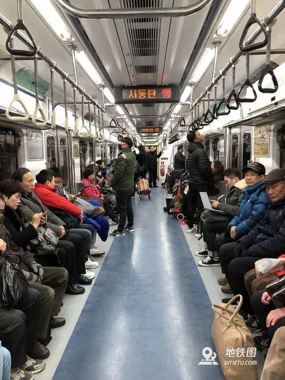 韩国地铁不安检,它们都怎么运营?