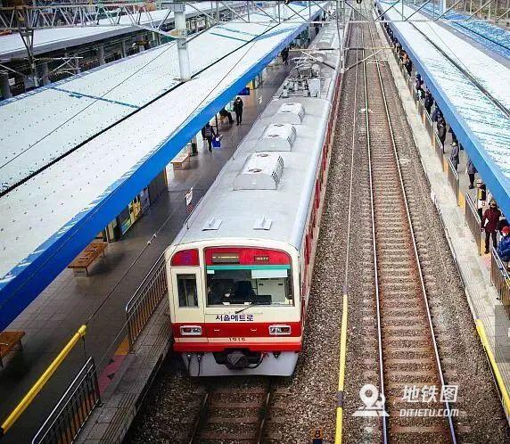 韩国地铁不安检,它们都怎么运营? 特色 安检 首尔地铁 韩国地铁 轨道动态  第2张