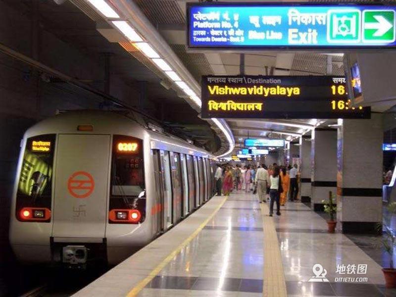 每天亏损9300万卢比,印度发愁地铁巨额亏损 票价 亏损 印度地铁 轨道动态  第1张