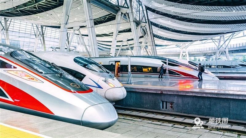 初选3条优质铁路线资产开展REITs试点!  铁路 基础建设 投资 REITs 高铁 高铁资讯  第1张