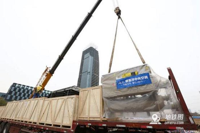 中国城轨中央空调TOP3:海尔、格力、美的总份额占7成